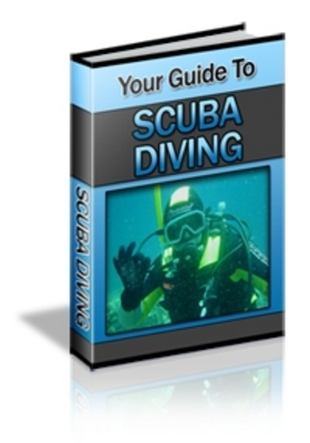 Product picture A Guide to Scuba Diving + resell rights w/mrr