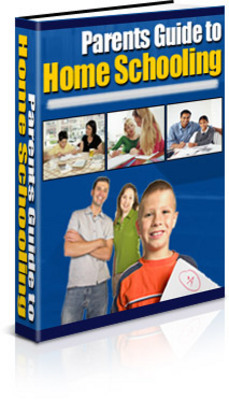 Product picture A Parents Guide to Home Schooling + resell rights w/mrr