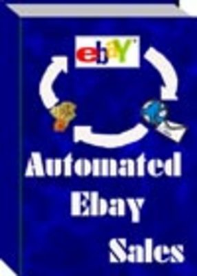 Product picture Automated Ebay Sales w/mrr + resell rights