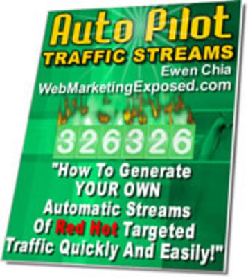 Product picture Autopilot Traffic Streams w/mrr +resell rights