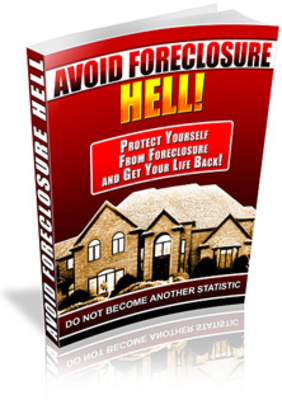 Product picture Avoid Foreclosure Hell w/mrr +resell rights
