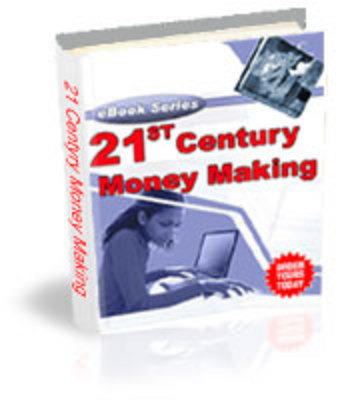 Product picture 21st Century Money Making w/mrr + resell rights